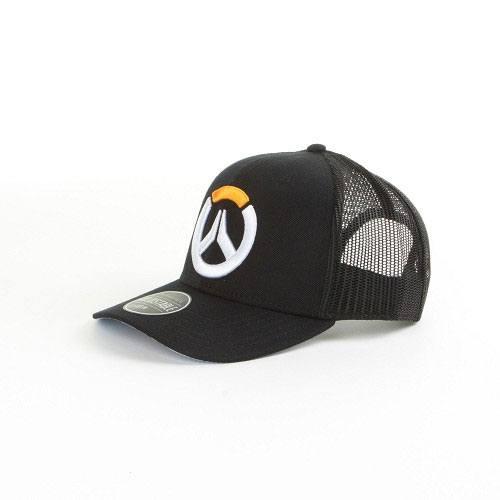 Overwatch Baseball Trucker Cap Logo