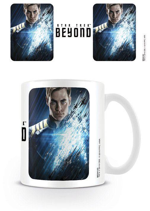 Star Trek Beyond Mug Kirk