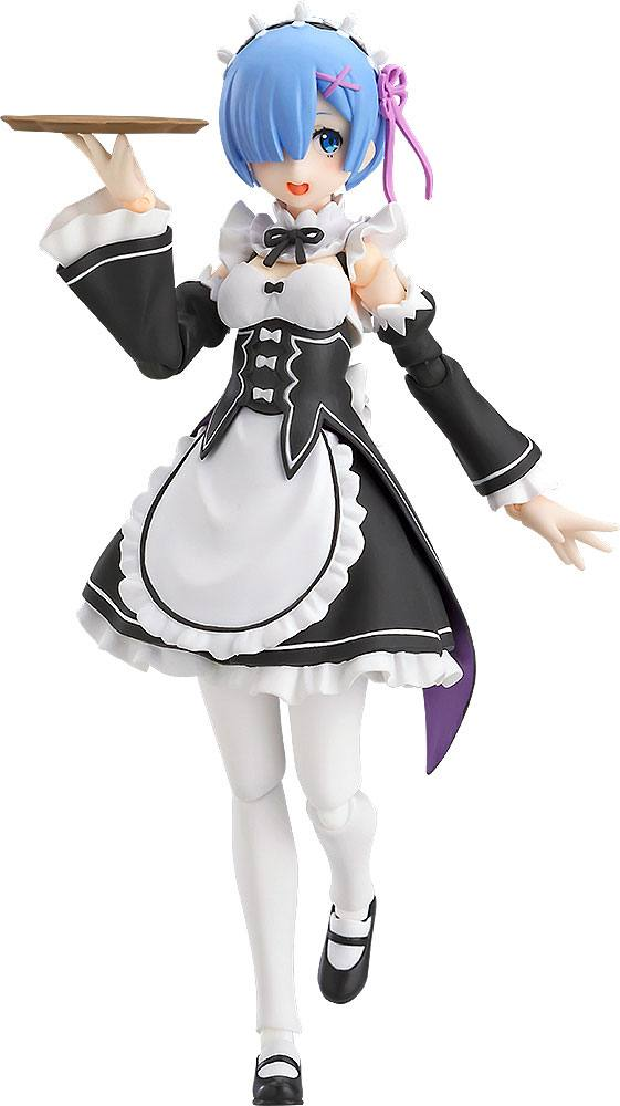 Re:ZERO -Starting Life in Another World- Figma Action Figure Rem 13 cm