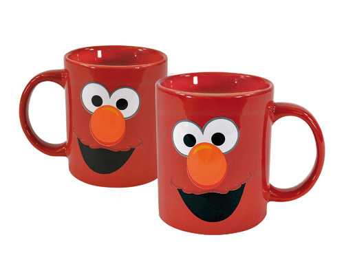 Sesame Street Mug Elmo