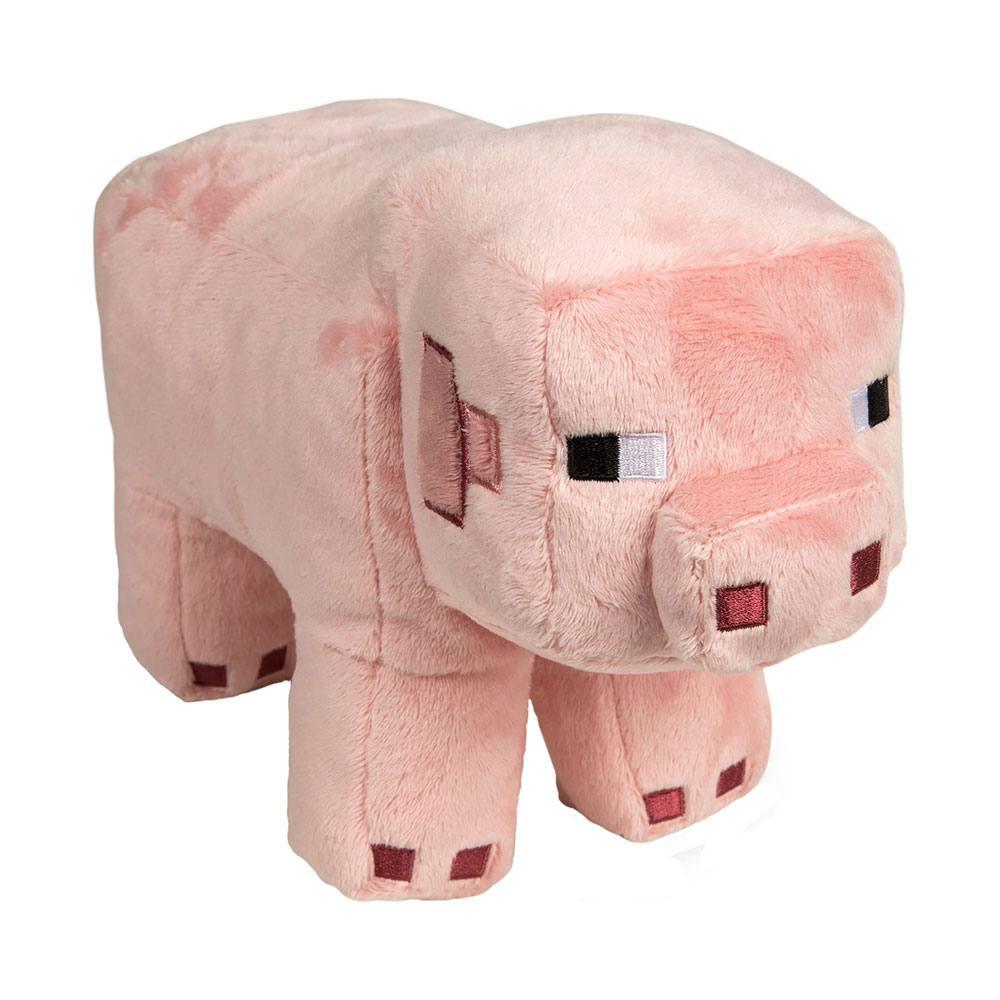 Minecraft Plush Figure Pig 30 cm