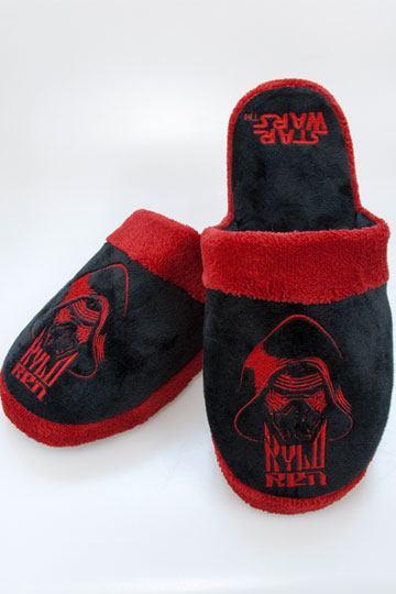 Star Wars Episode VII Slippers Kylo Ren Size L