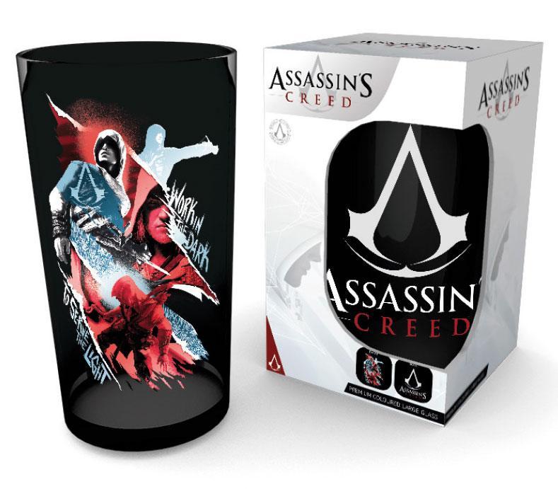 Assassin's Creed Premium Pint Glass Assassins