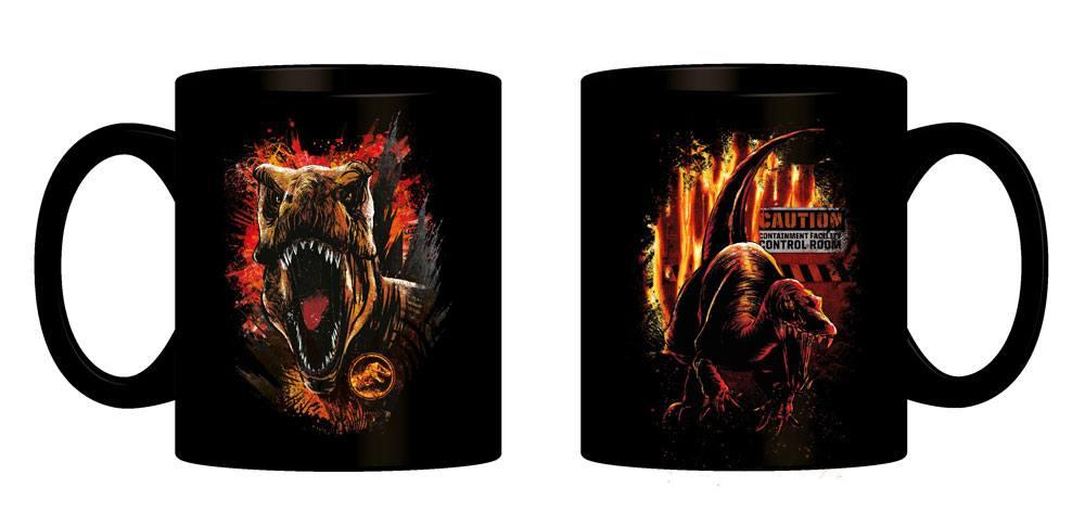 Jurassic World 2 Mug T-Rex