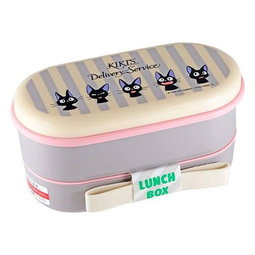 Kiki's Delivery Service Lunch Box Jiji Face