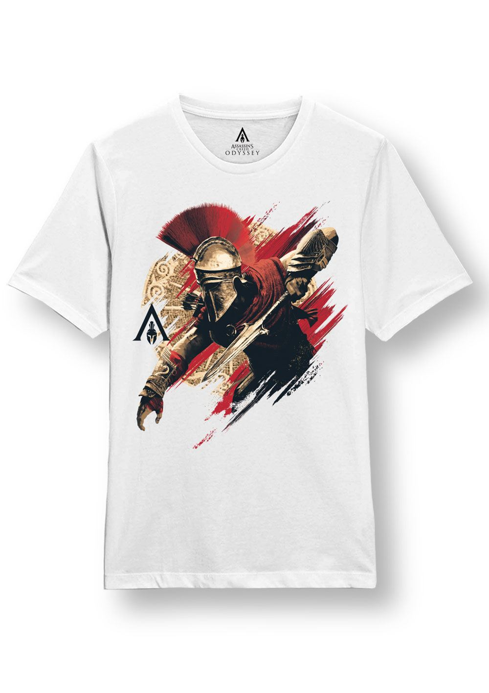 Assassin's Creed Odyssey T-Shirt Armour Size M