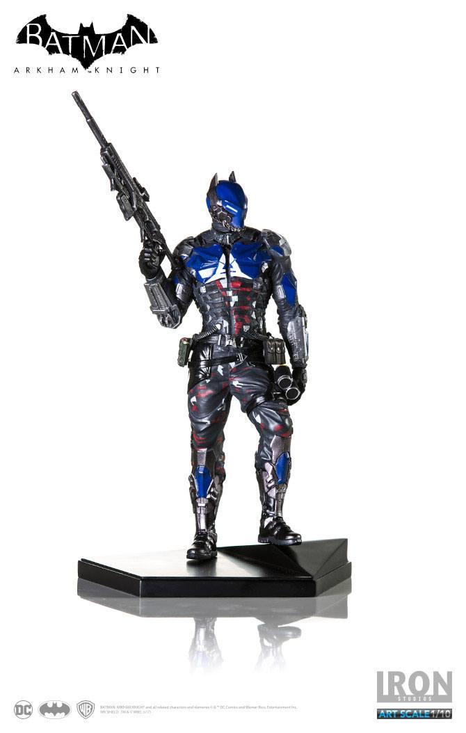 Batman Arkham Knight Statue 1/10 Arkham Knight 24 cm