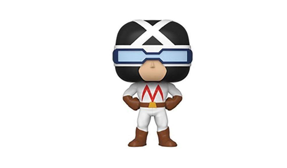 Speed Racer POP! Animation Vinyl Figure Racer X 9 cm