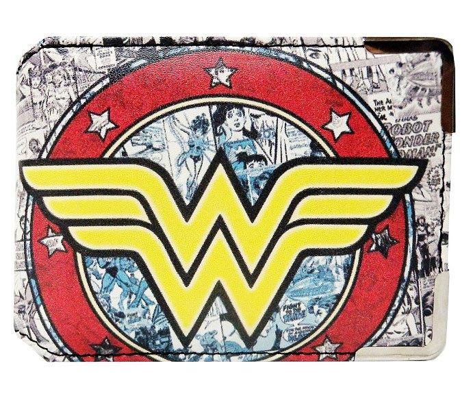DC Comics Card Holder Wallet Wonder Woman