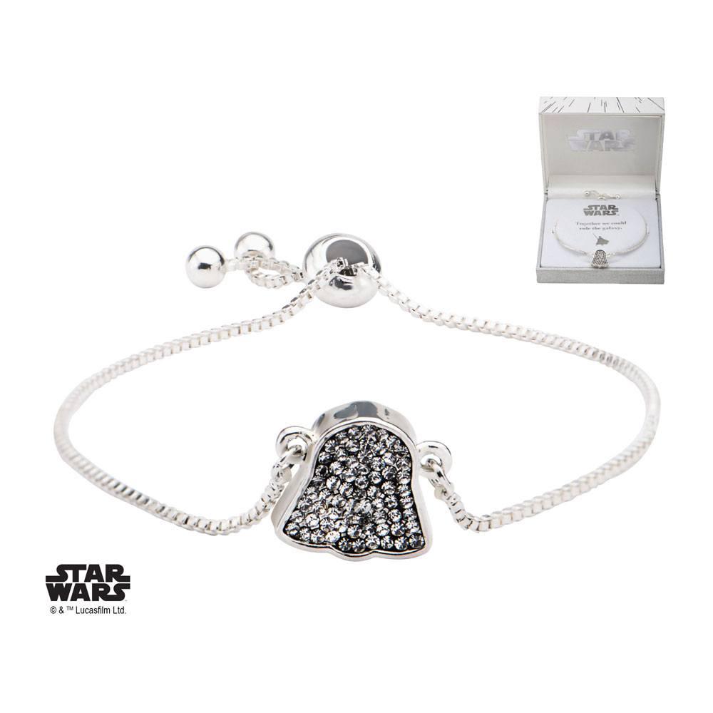 Star Wars Pendant & Bracelet Darth Vader (silver plated)
