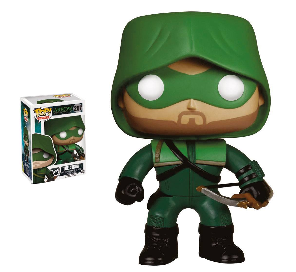 Arrow POP! Television Vinyl Figure The Arrow 9 cm