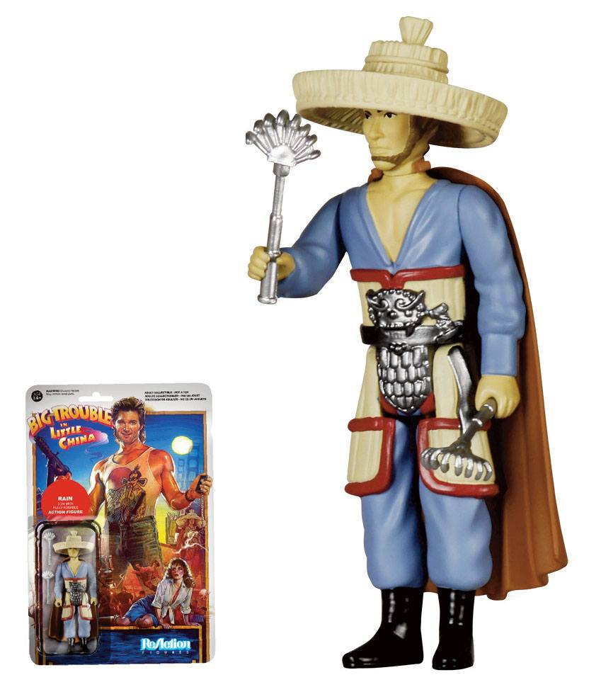 Big Trouble in Little China ReAction Action Figure Rain 10 cm