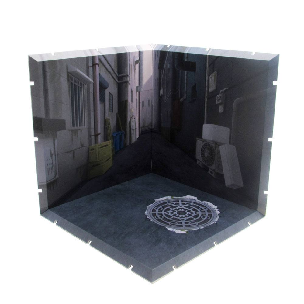 Dioramansion 150 Decorative Parts for Nendoroid and Figma Figures Back Alley