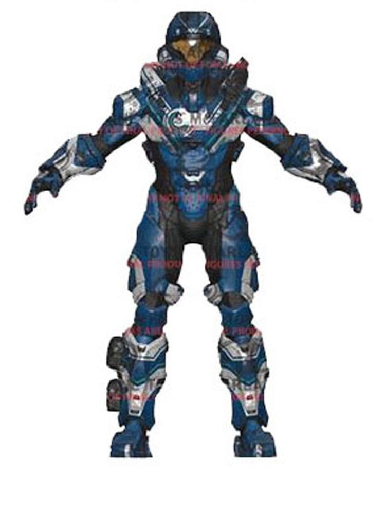 Halo 5 Guardians Series 2 Action Figure Spartan Helljumper 15 cm