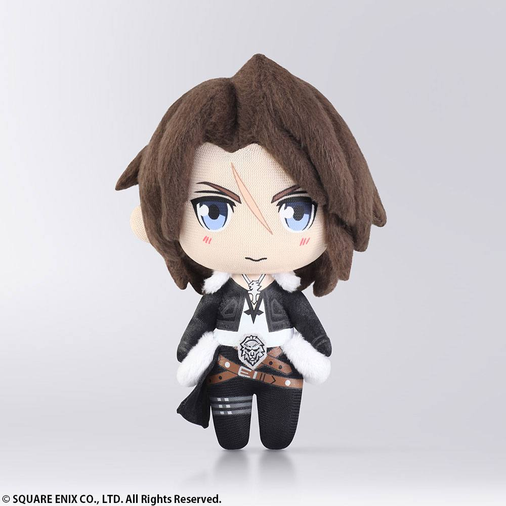 Final Fantasy VIII Plush Figure Squall 15 cm