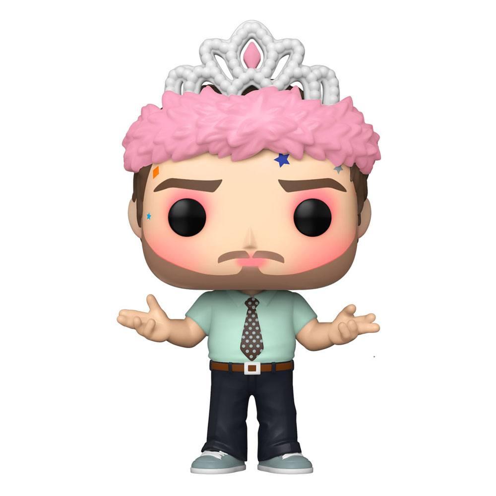 Parks and Recreation POP! TV Vinyl Figure Andy as Princess Rainbow Sparkle 9 cm