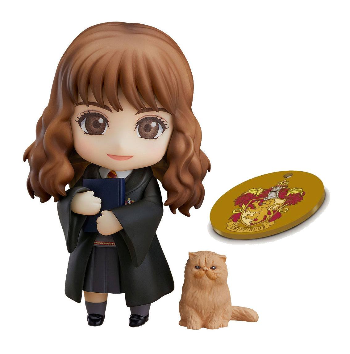 Harry Potter Nendoroid Action Figure Hermione Granger heo Exclusive 10 cm