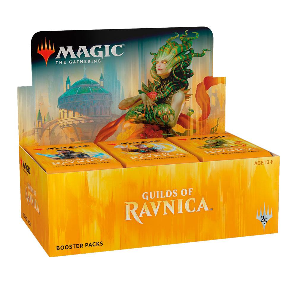 Magic the Gathering Guilds of Ravnica Booster Display (36) english