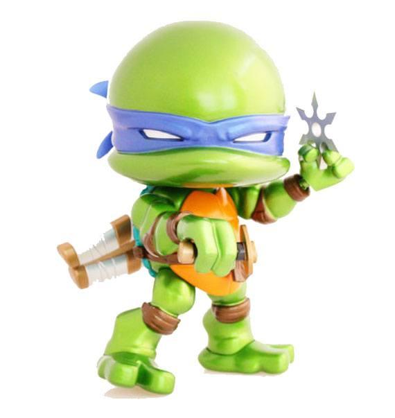 Teenage Mutant Ninja Turtles Action Vinyl Figure Leonardo Metallic 20 cm --- DAMAGED PACKAGING