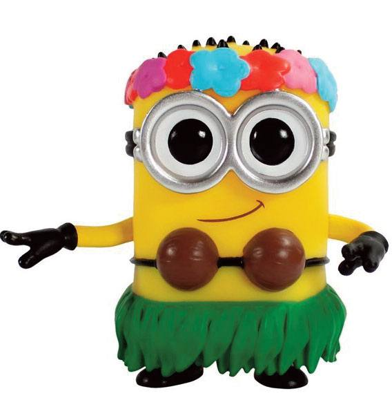 Despicable Me POP! Movies Vinyl Figure Hula Minion 9 cm