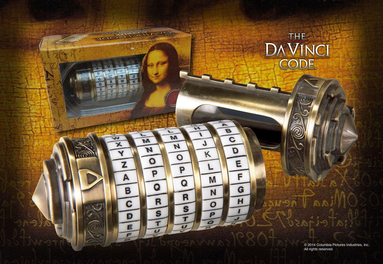 Da Vinci Code - Mini Cryptex
