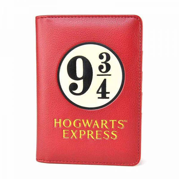 Harry Potter Travel Pass Holder Platform 9 3/4