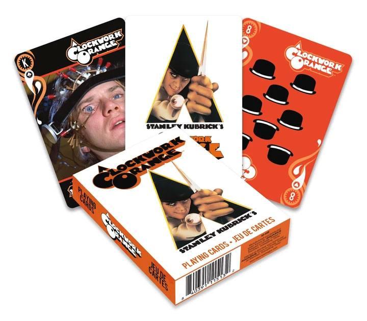 A Clockwork Orange Playing Cards Movie