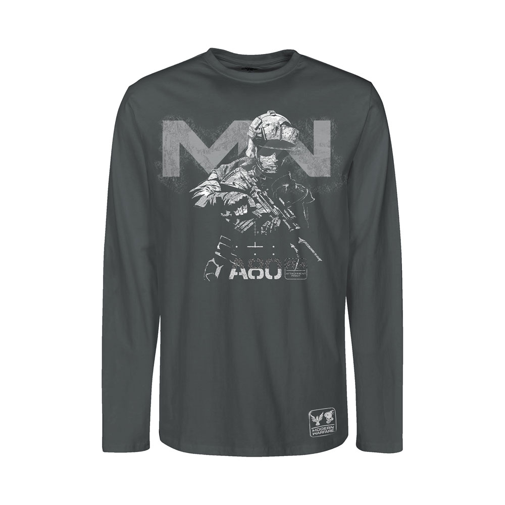 Call of Duty: Modern Warfare Longsleeve A80 Size M