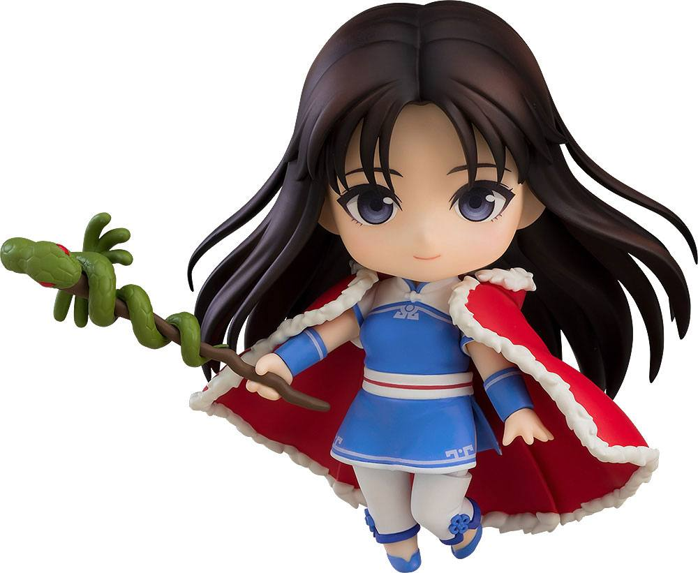 The Legend of Sword and Fairy Nendoroid Action Figure Zhao Ling-Er DX Ver. 10 cm