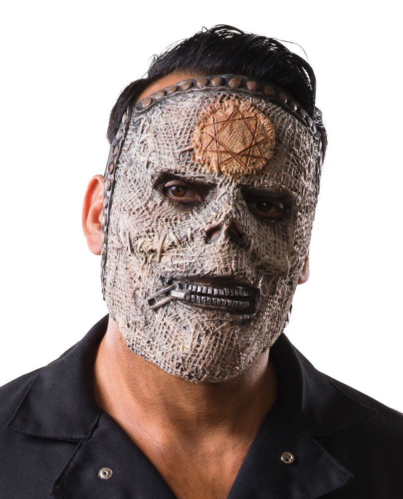 Slipknot Vinyl Mask Bass Face