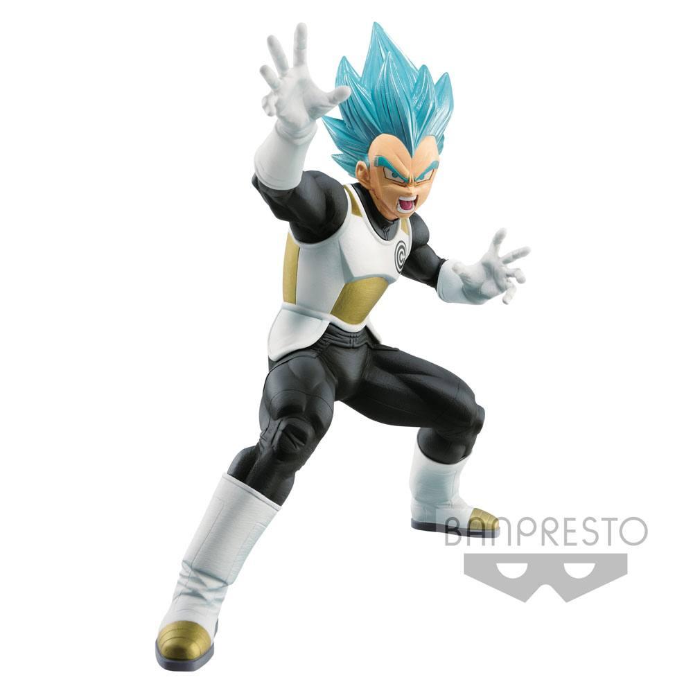 Super Dragonball Heroes Transcendence Art Figure Vegeta 16 cm