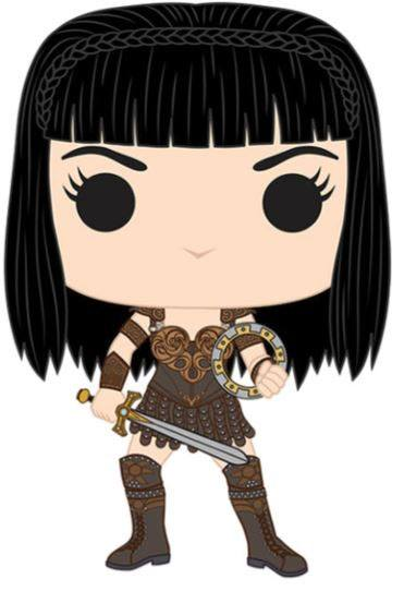 Xena Warrior Princess POP! TV Vinyl Figure Xena 9 cm