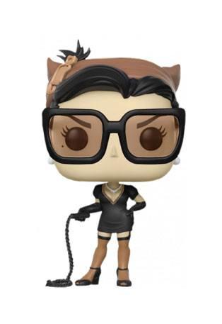 DC Comics Bombshells POP! Heroes Vinyl Figure Catwoman Sepia 9 cm