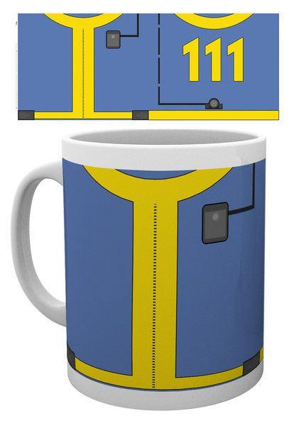 Fallout Mug Costume
