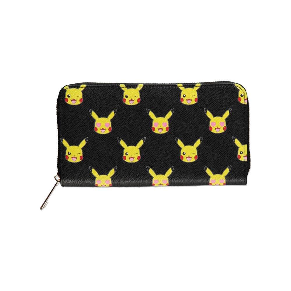 Pokémon Zip Around Wallet Pikachu AOP