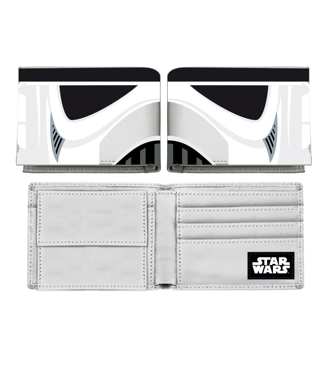 Star Wars Episode VIII Wallet Stormtrooper
