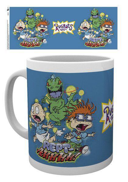Rugrats Mug Rept-Ahhh