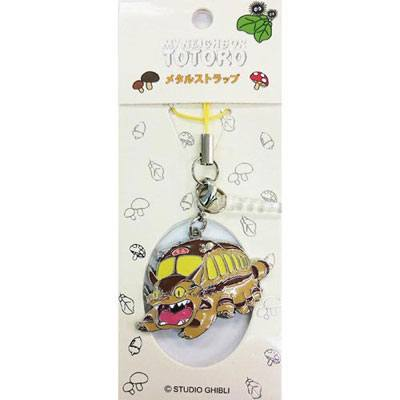 My Neighbor Totoro Strap Charm Cat Bus A 13 cm