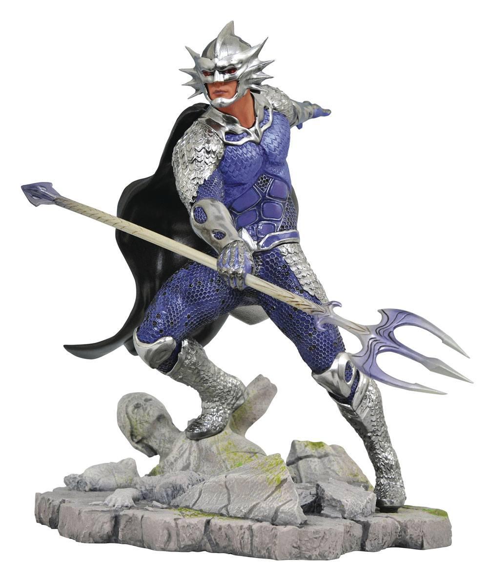 Aquaman DC Movie Gallery PVC Statue Ocean Master 23 cm
