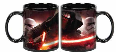 Star Wars Episode VII Mug Kylo Ren & Stormtrooper