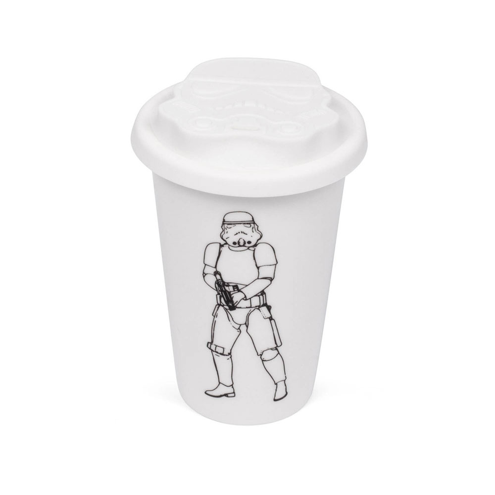 Original Stormtrooper Travel Mug White