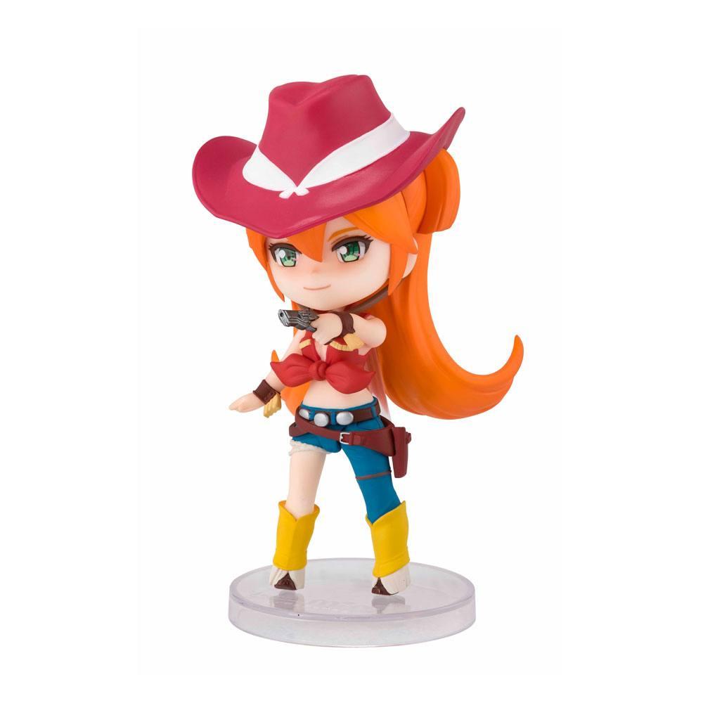 Back Arrow Figuarts mini Action Figure Elsha Lean 9 cm