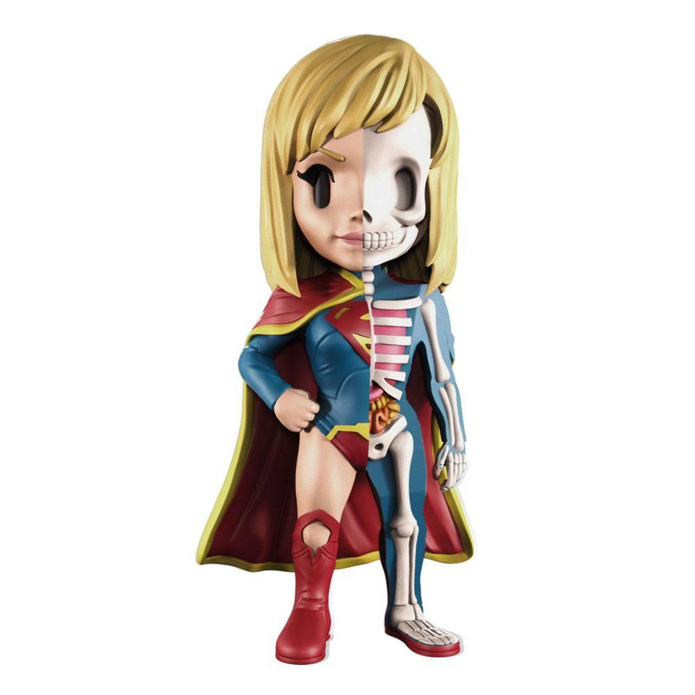 DC Comics XXRAY Figure Wave 7 Supergirl 10 cm