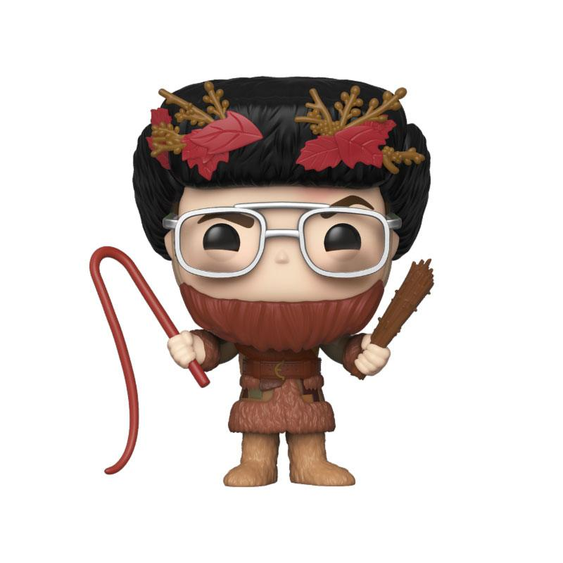 The Office POP! TV Vinyl Figure Dwight as Belsnickel 9 cm