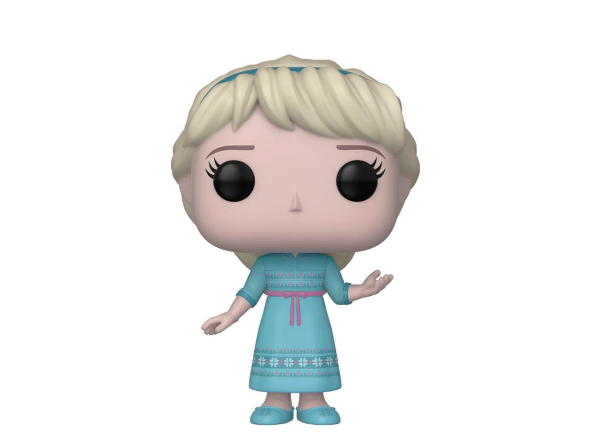 Frozen II POP! Disney Vinyl Figure Young Elsa 9 cm