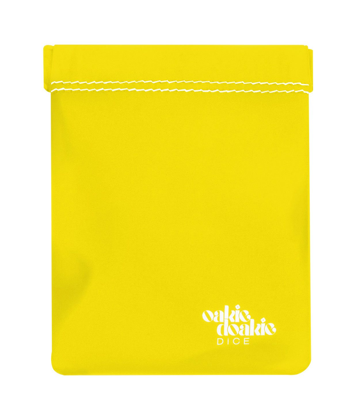 Oakie Doakie Dice Bag small - yellow