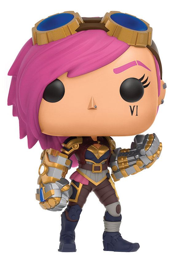 League of Legends POP! Games Vinyl Figure Vi 9 cm