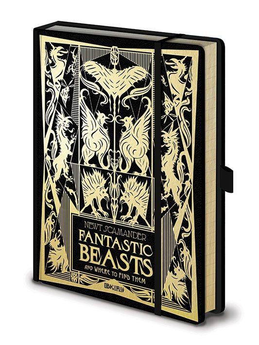 Fantastic Beasts 2 Premium Notebook A5 Fantastic Beasts
