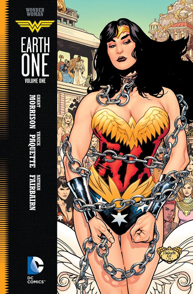 DC Comics Comic Book Wonder Woman Vol. 1 Earth One by Grant Morrison english