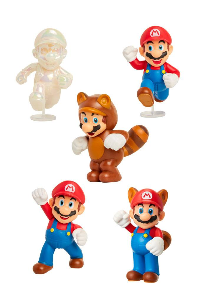 World of Nintendo Action Figures 6 cm Wave 21 Assortment (16)